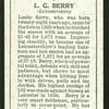 L.G. Berry.