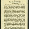 W.H. Copson.