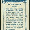 Strudwick.