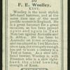 F.E. Woolley.