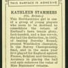 Kathleen Stammers.