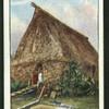 A chief's  hut, Fiji.