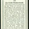 An Irish homestead.