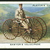 Sawyer's velocipede.