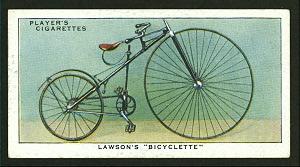 Lawson's bicyclette. Digital ID: 1195112. New York Public Library