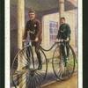 Rucker tandem bicycle.