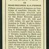 Road records: S.H. Ferris.