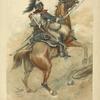 Nederlanden (Domin. Française). 14-e Régiment de Cuirassiers. Cavalier. (1812)