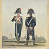 Holland (Domin. France). Gardes d'honneur de Delft. (1812)