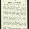 Macarthur.