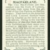 MacFarlane.