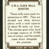 Flour mill.