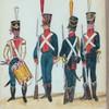 Nederlanden. 4 Regiment Etranger (Freuner?) [...] (1813)