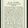 E.W. Clark.