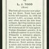 L.J. Todd.