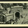 The pneumatic railway.
