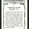 Football at the Palace.