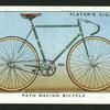 Path racing bicycle.