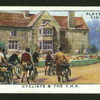 Cyclists & the Y.H.A.