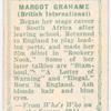 Margot Grahame.