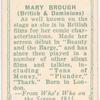 Mary Brough.