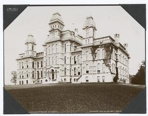 Hall of Languages, Syracuse University.