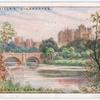 Alnwick Castles, Northumberland.