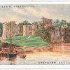 Chepstow Castle, Monmouthshire.