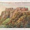 Stirling Castle, Stirlingshire.