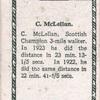 C. McLellan.
