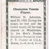 W.H. Johnston.