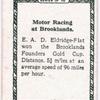 E.A.D. Eldridge Fiat.