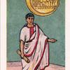 Roman coin of Augustus.