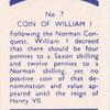 Coin of William I.