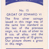 Groat of Edward VI.