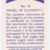 Angel of Elizabeth I.
