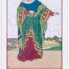 A Royal lady of Saxon times.