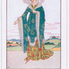 A lady of rank of the reign of Henry VI.