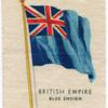 Blue ensign.