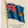 Customs ensign.