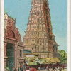 Great Gopuram, Madura, India.