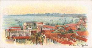 Colombo, Ceylon.