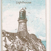 The North Unst lighthouse.
