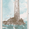 Longships lighthouse.