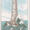 Bishop Rock lighthouse.
