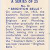 Brighton Belle.