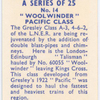 Woolwinder Pacific class.