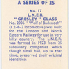 L.N.E.R. Gresley class.