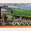 9-F class freight engine.