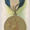 Admirals' gold medal, 1794.